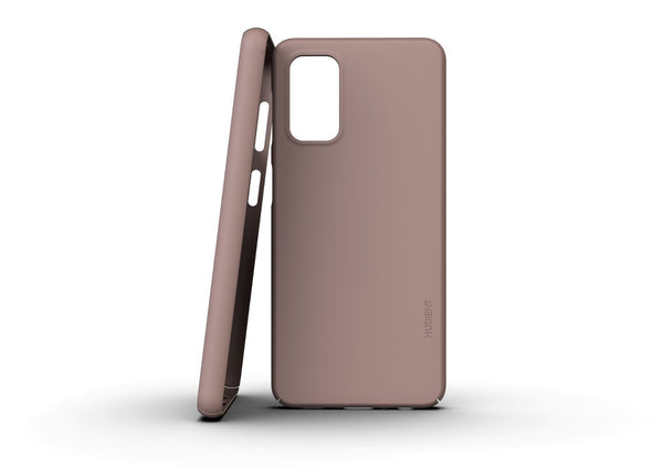 Nudient - Tynt Samsung A52 Deksel V3 - Dusty Pink