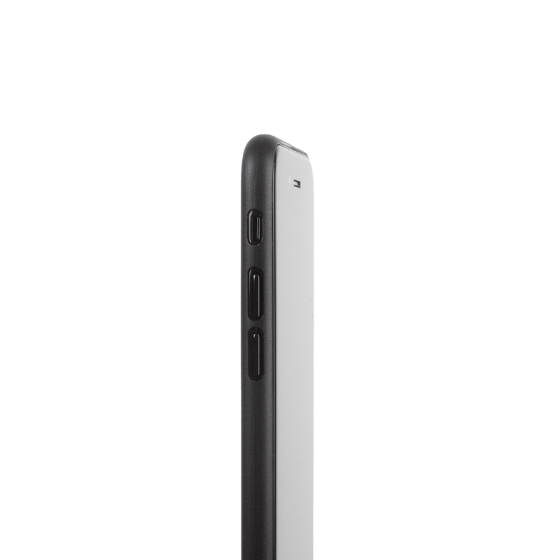 Supertynt iPhone 7 deksel - Solid black