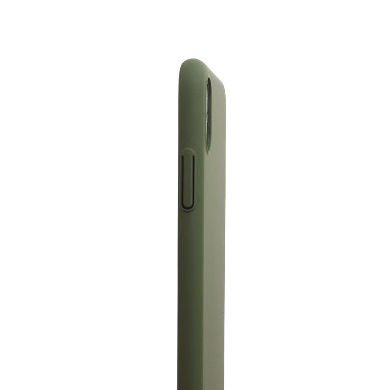 Tynt iPhone X Designerdeksel V2 - Majestic Green