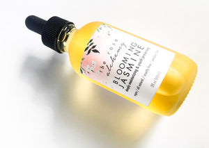 Blooming Jasmine - Deeply Moisturizing & Youth Preserving Face Oil - The Rose Alchemy