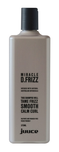 Juuce Miracle D-Frizz Shampoo