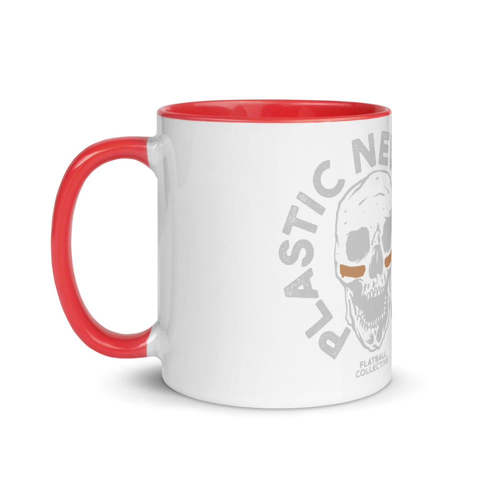 PLASTIC NEVER LIES MUG