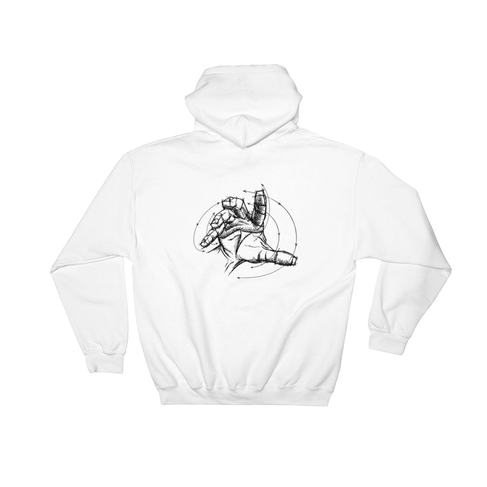 HÖGBERG HOODIE • 3 color options