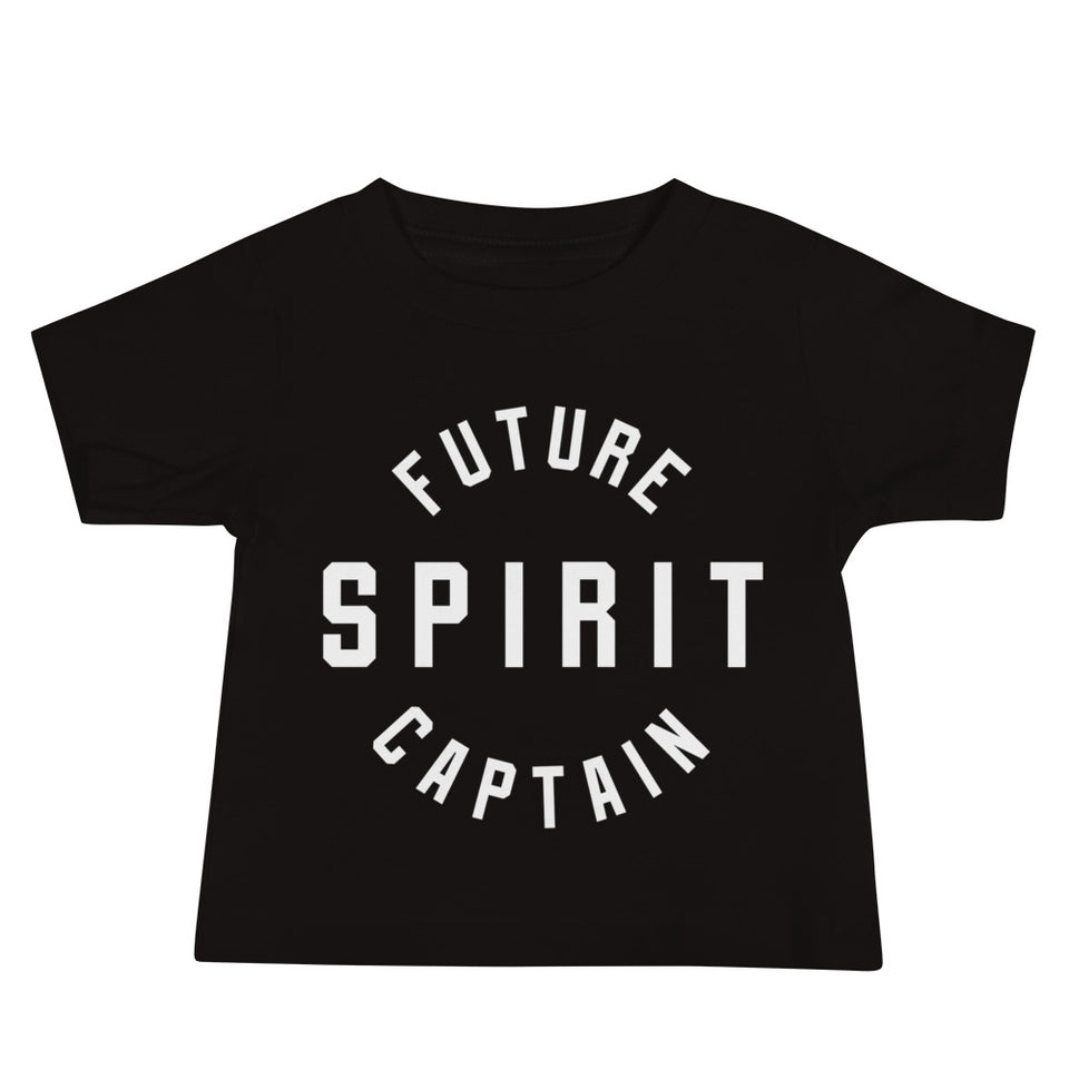FUTURE CAPTAIN BABY T • 3 color options