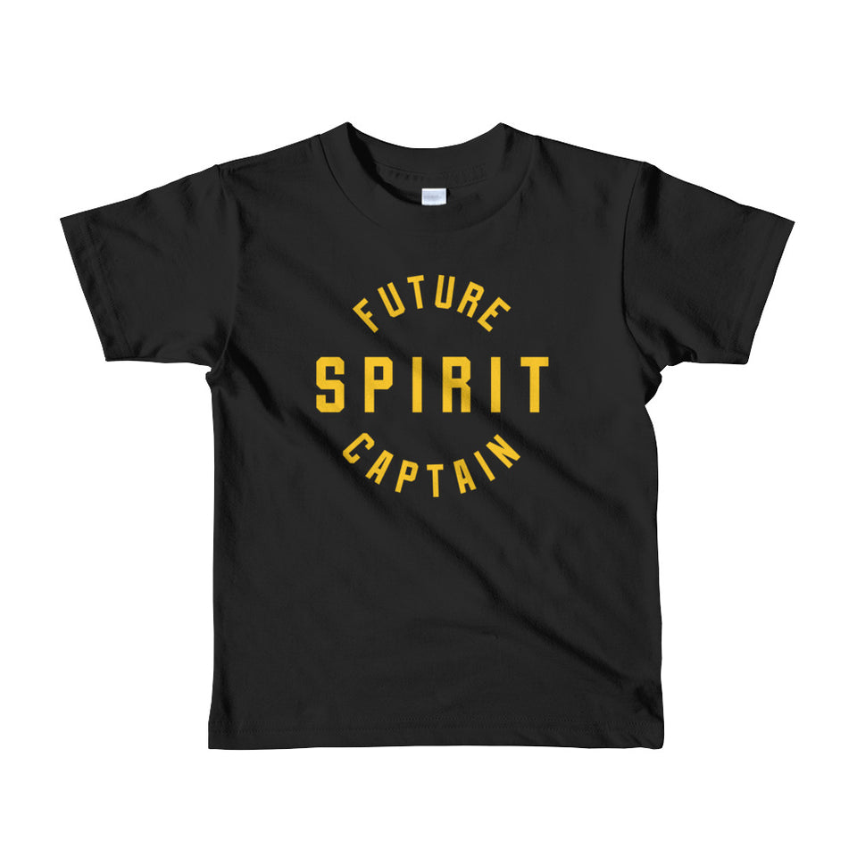 FUTURE CAPTAIN KIDS T • 4 color options