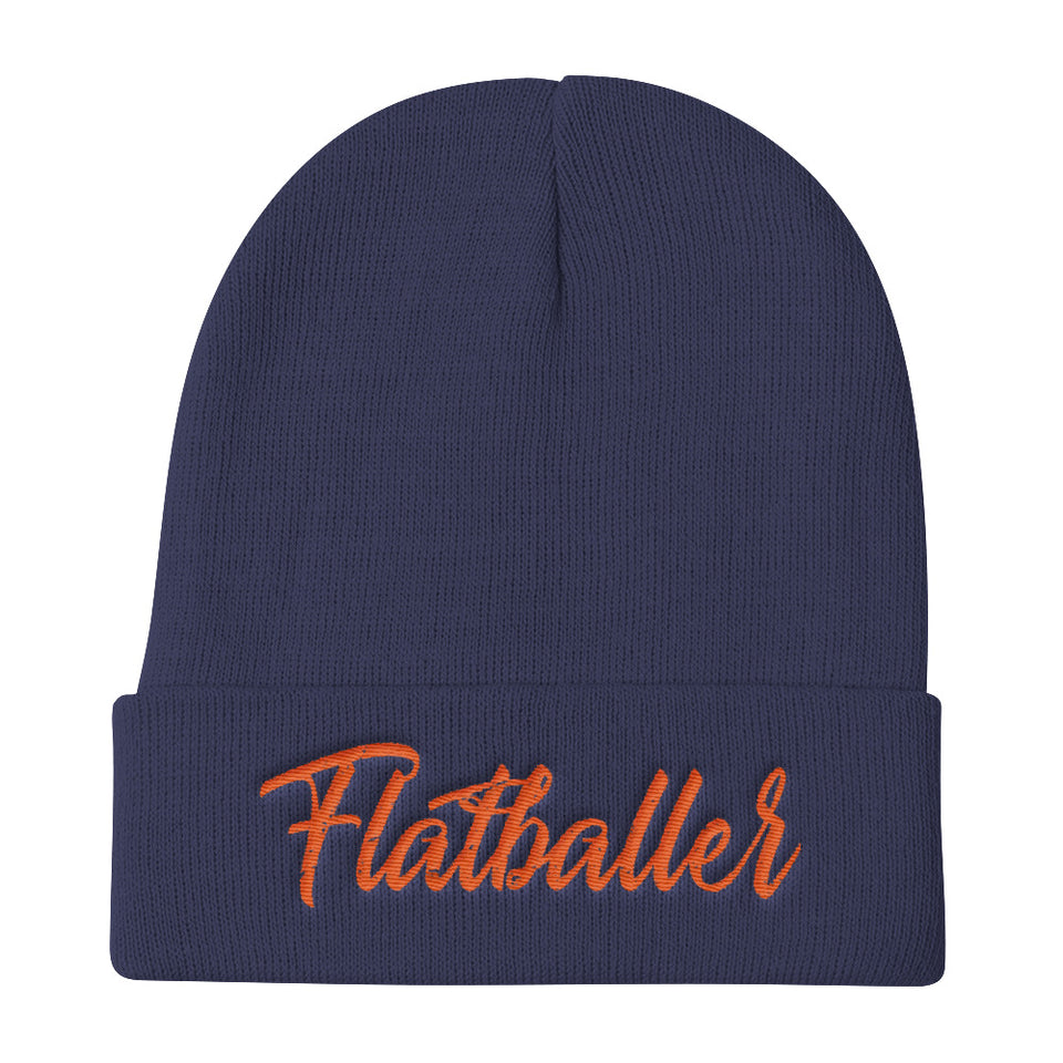 FLATBALLER BEANIE • 4 color options