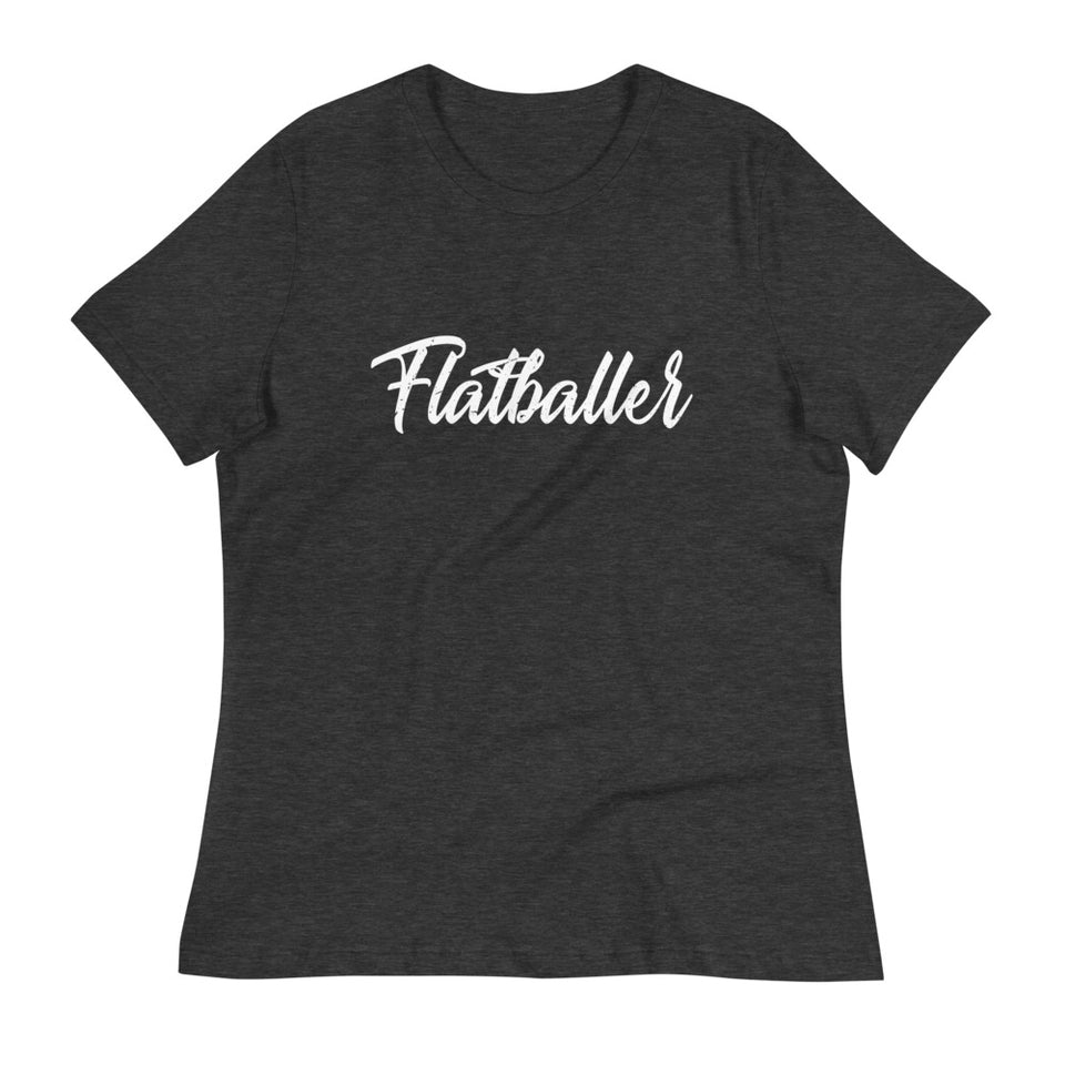 FLATBALLER T • 3 color options