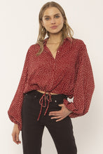 Amuse Society - Camille Blouse