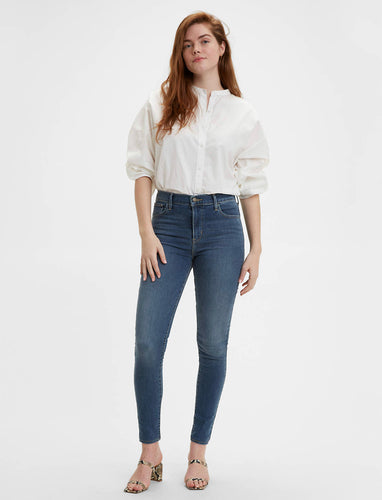 Levi's 720 Super Skinny in Pave the Way
