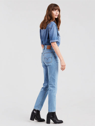 Levi's - Wedgie Icon Fit Bright Side