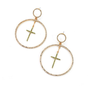 Cross & Hoops