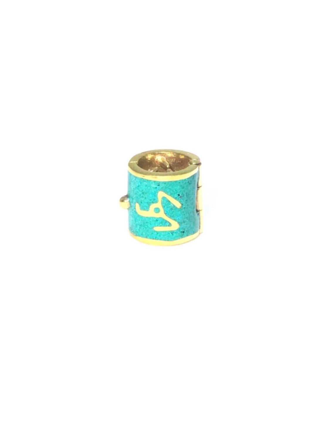 Transform Star Symbol - Gold Plated & Tibetan Turquoise