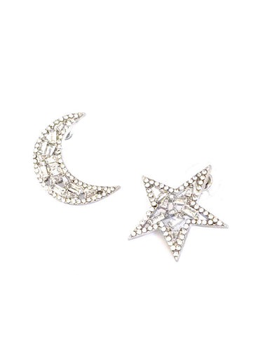 Celestial Symmetrical Earring Set