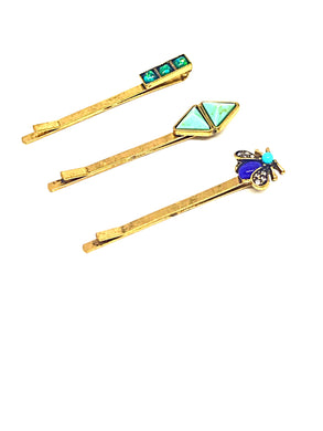 Arrowhead Hairpin Set