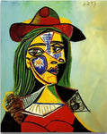 Picasso Collection | 6 Paintings |  DIY Paint by Numbers - Bambuce