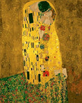 Gustav Klimt Collection | 4 Painting Options | DIY Oil Paint by Numbers - Bambuce