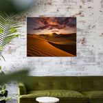 Sunset in the desert (40x50cm|16x20inch) | DIY Acrylic Paint by Number - Bambuce