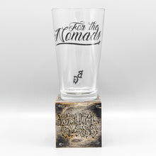 FOR THE NOMADS Official 16 oz. Pint Glass