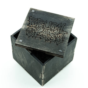 Brutal Stash Box [w/Coffin Nails]