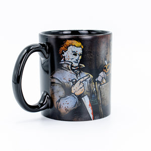 HORROR SLASHER COFFEE MUG 20oz