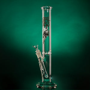"16"" WEREWOLF STRAIGHT TUBE [Clear][45mm]"