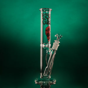 "12.5"" ZOMBIE STRAIGHT TUBE [Clear][45mm]"