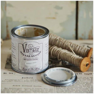 Vintage paint - antique Cream -  700 ml