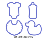 Bib Cookie Cutter