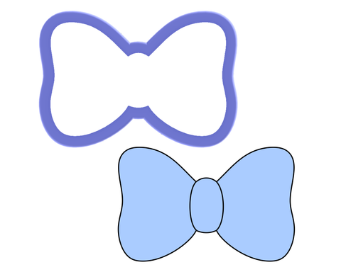 Bow Tie #1 Cookie Cutter