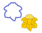 Daffodil Cookie Cutter