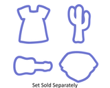 Dress - Puebla Dress - Baptism Dress - Cookie Cutter