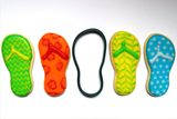 Flip Flop (Sandal) Cookie Cutter