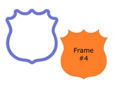 Frame #4 Cookie Cutter