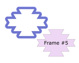Frame #5 Cookie Cutter