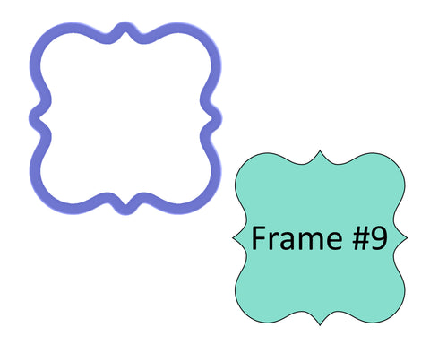 Frame #9 Cookie Cutter