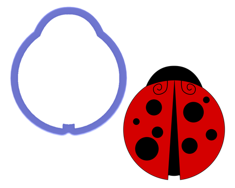 Ladybug Cookie Cutter