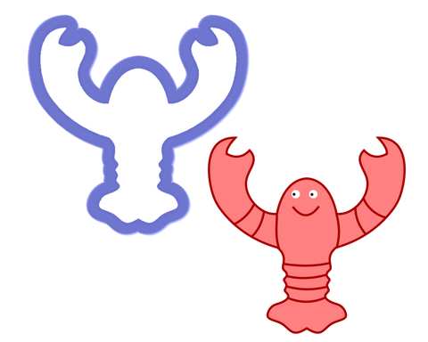 Lobster Cookie Cutter