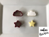 Cloud #2 Cookie Cutter