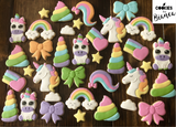 Baby Unicorn Cookie Cutter
