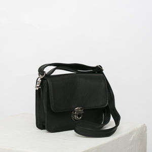 Delta Waist Bag in Black - individual-medley