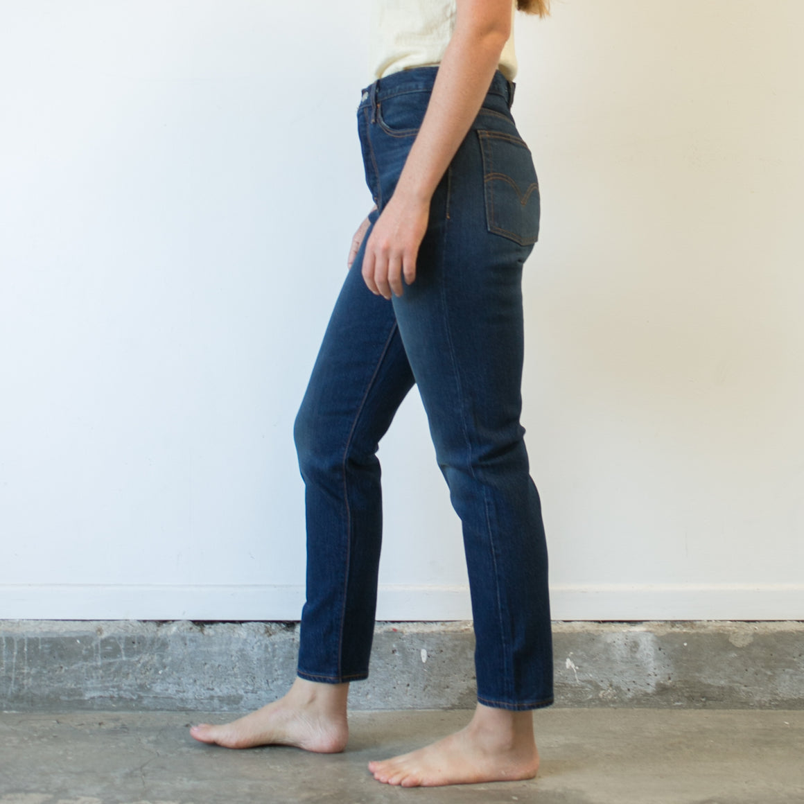 Authentic Favorite Wedgie Jean