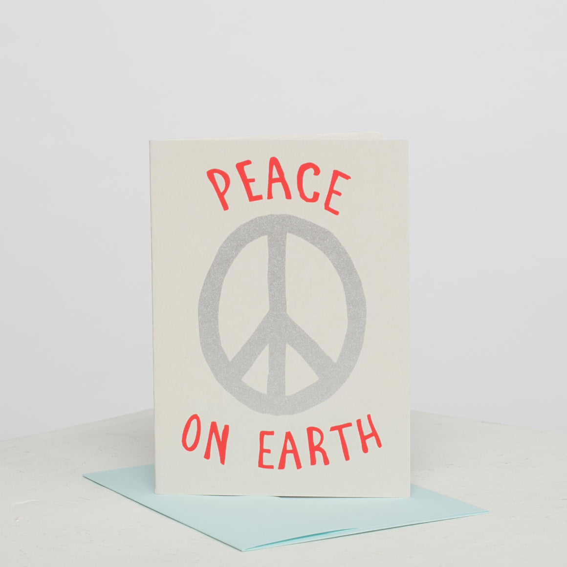 Peace On Earth Card - individual-medley