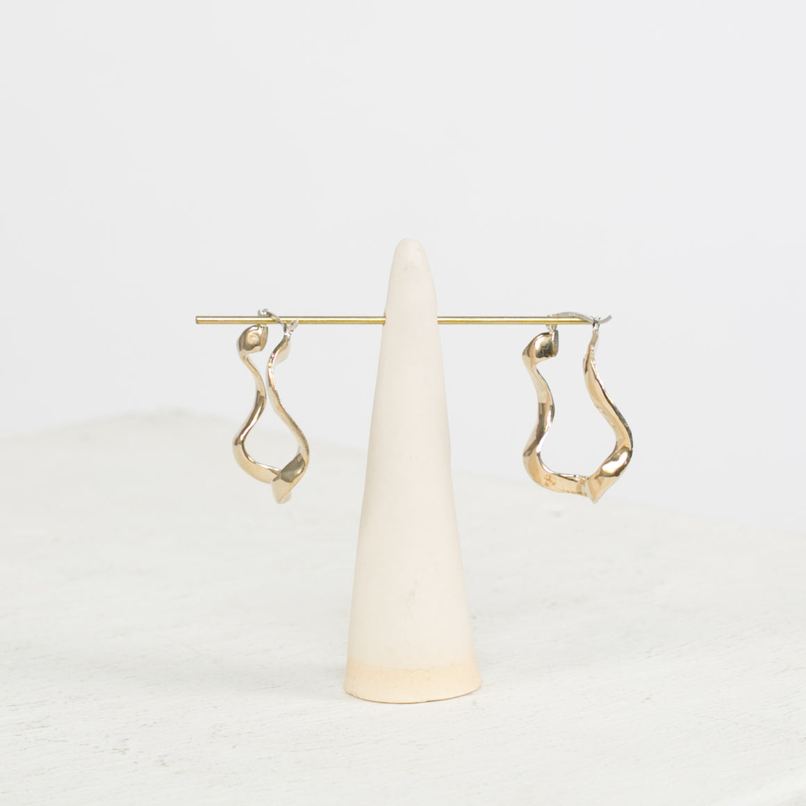 Front Wave Earrings - individual-medley