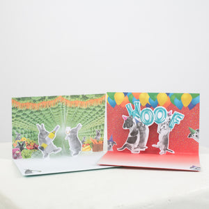 Party Animals Notecard Boxed Set