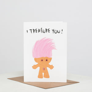Treasure Card