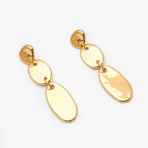 Lagrimas Gold Earrings - individual-medley