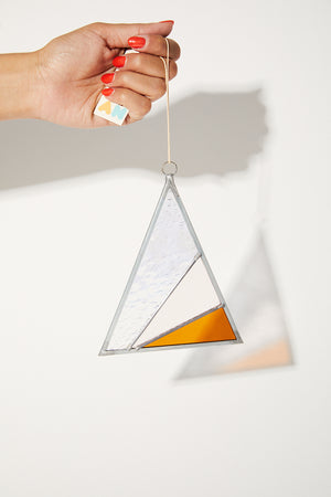 Rays Triangle Sun Catcher
