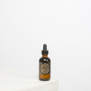Cedarwood/Cade Berry Beard Oil - individual-medley