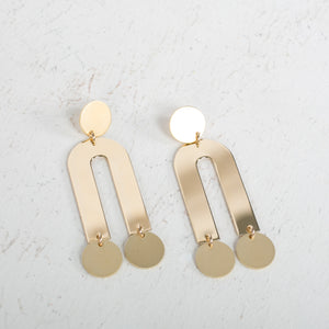 Passage Earrings - individual-medley