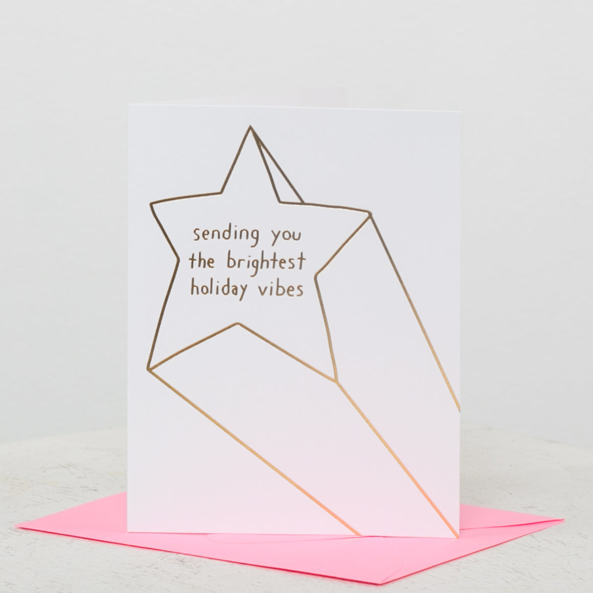 Holiday Vibes Card